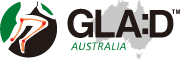 GLA:D Australia logo
